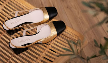 Incontournables de la saison : les chaussures métallisées
