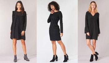 L'indispensable du dressing : la robe noire