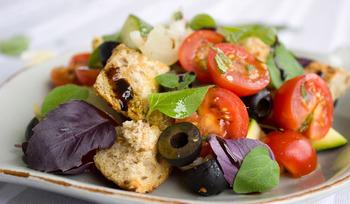 3 salades composées rapides à préparer