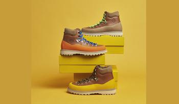 Gant X Diemme : des boots au sommet