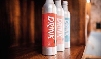 Drink Waters : des eaux infusées élixirs