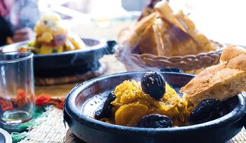 5 recettes de cuisine marocaine