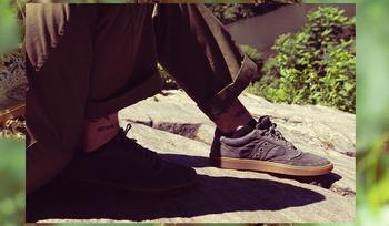 Saucony : la sneaker zéro plastique