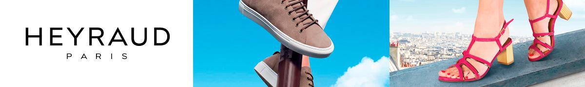 a88b7261b HEYRAUD Chaussures - Livraison Gratuite | Spartoo