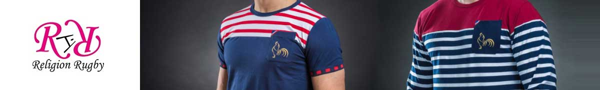 Religion Rugby. Retour | Homme