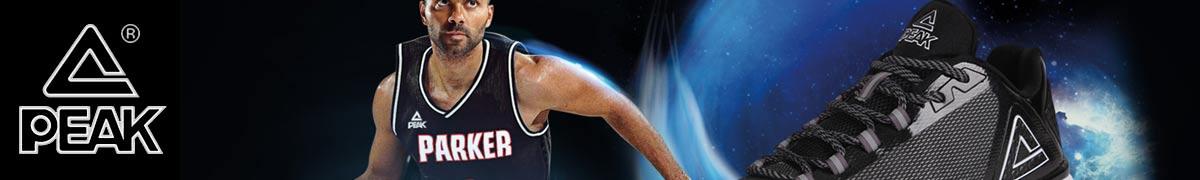 Tony Parker Chaussure Basketball De Noir Low nOPXk80w