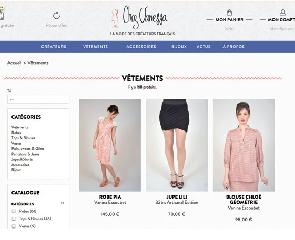 Chezvanessa.com, un site dédié au luxe accessible