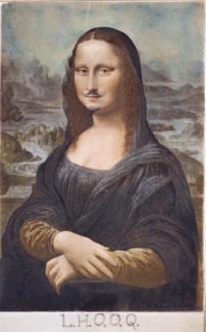 Marcel Duchamp, la peinture, même...