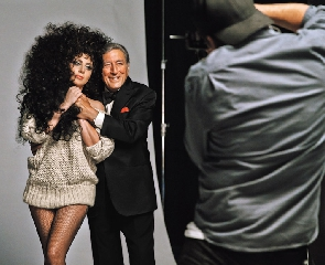 Tony Bennett & Lady Gaga, égéries H&M