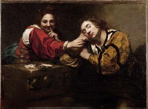 Les bas fonds du baroque, la Rome du vice et de la misère