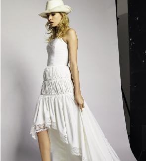 Mariez-vous avec une robe Brigitte Bardot X La Redoute