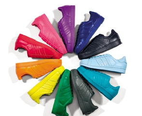 Pharrell Williams X Superstar d'adidas Originals