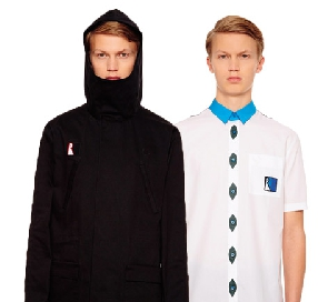 Raf Simons X Fred Perry, onzième opus