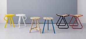 Monoprix et Dutch design autour du tabouret