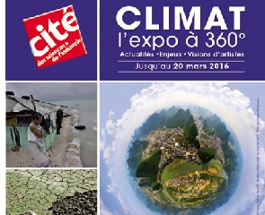 CLIMAT, l'expo à 360 degrés