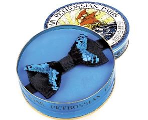 Maison F X Petrossian, le caviar du nœud pap'
