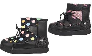 Lollipops, avalanche de snow-boots ludiques