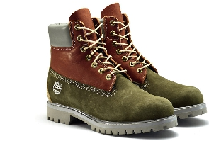 Timberland se lance dans le DYO (Design Your Own)