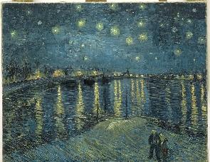 Au delà des étoiles, le paysage mystique de Monet à Kandinsky