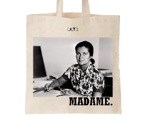 Cool and The Bag rend hommage à Simone Veil